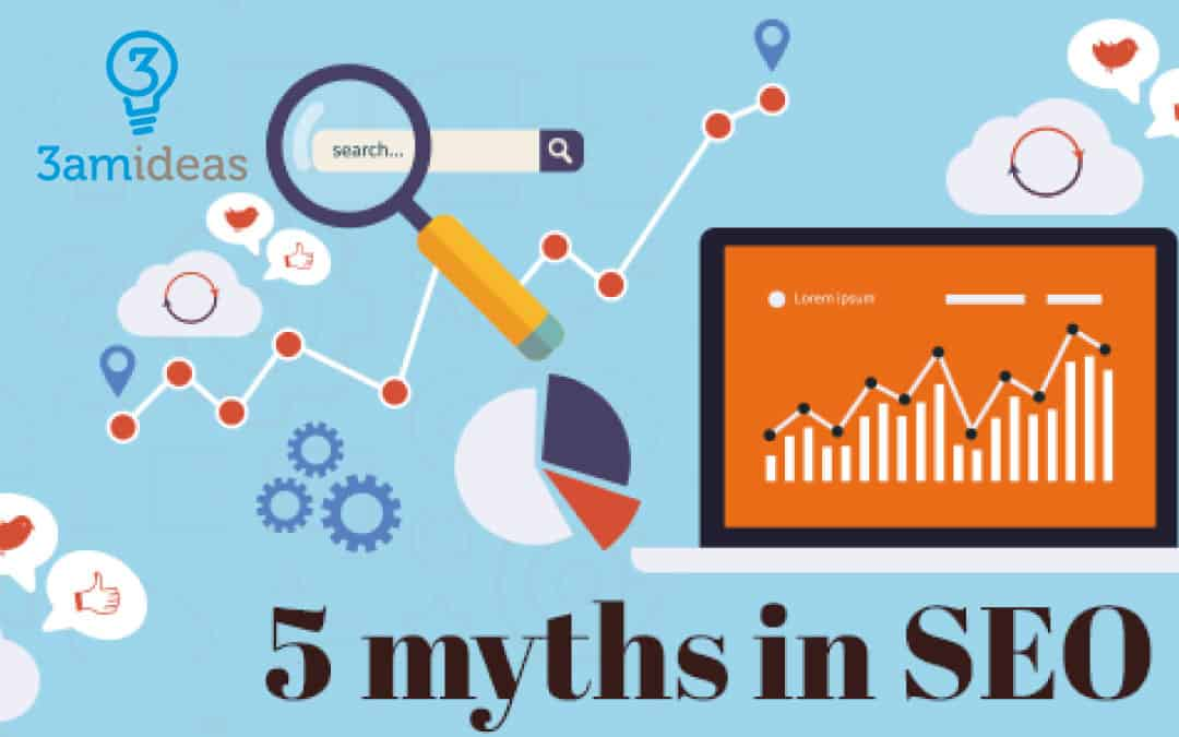 5 Common SEO Myths