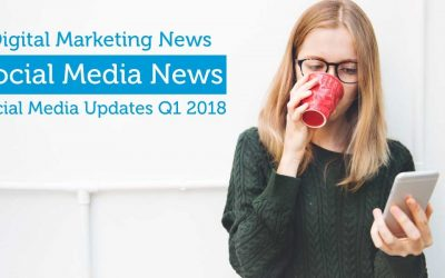 Social Media Update Q1 2018