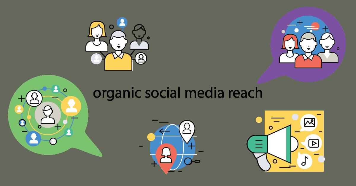 Organic-Social-Media-Reach-For-Small-Business-Australia