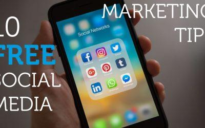 10 Quick Social Media Tips