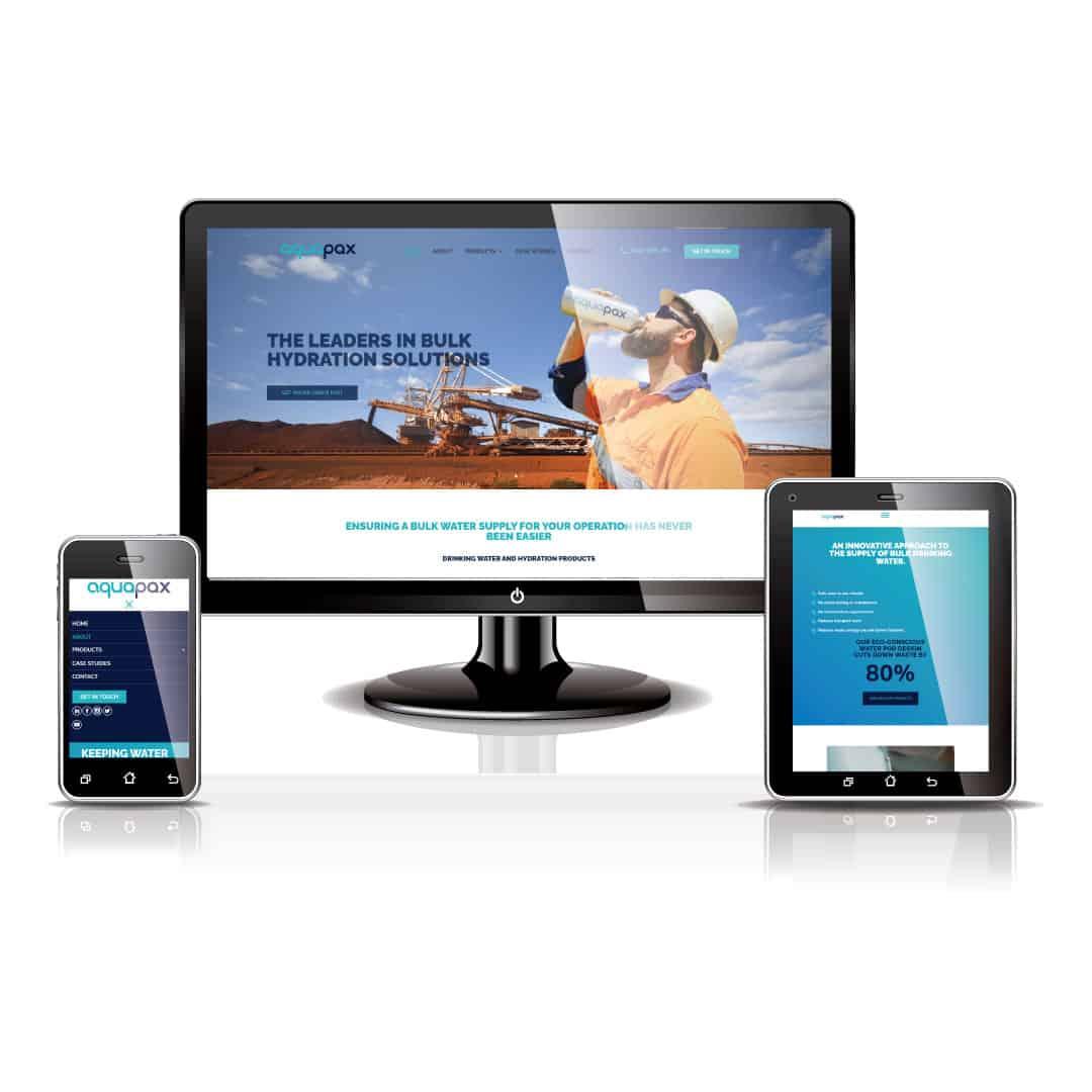 Aquapax-Wordpress-Website-Design